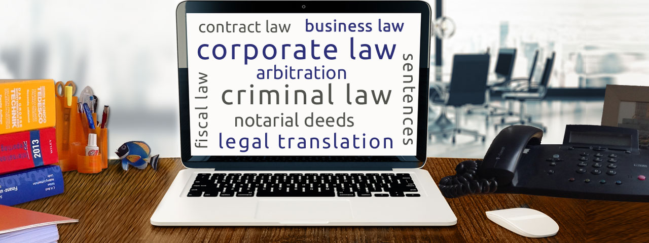 Corporate Law Translation Bettina Chegini